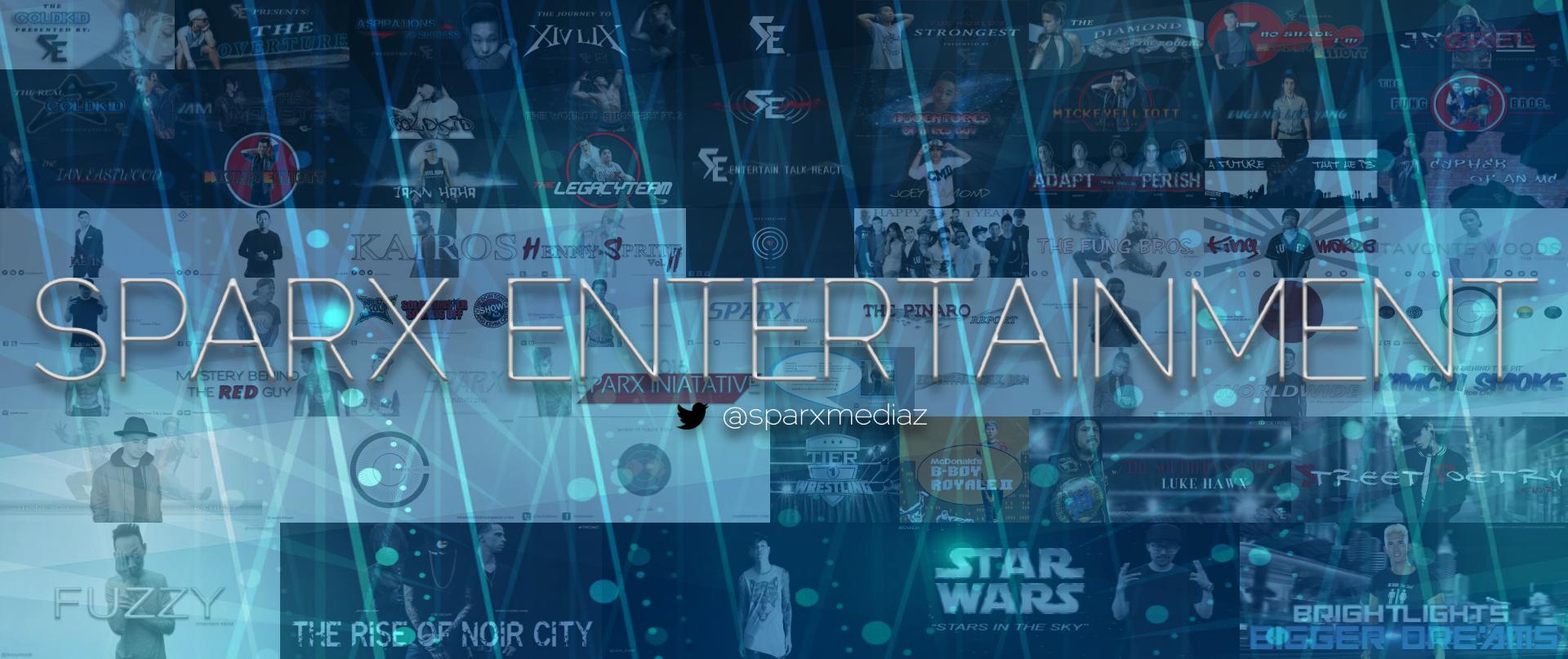 SPARX Entertainment 2014-2016©