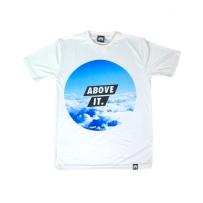 'Above It' T-shirt