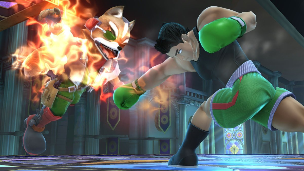 Is Little Mac Ruining Super Smash Bros. For 3DS?