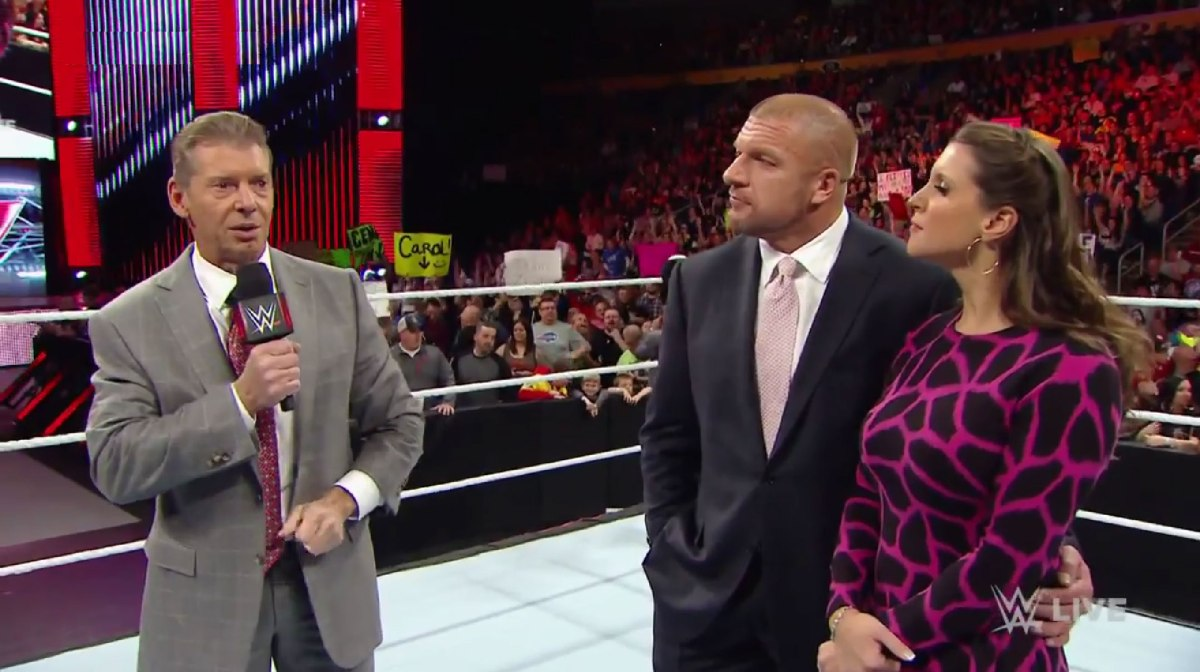 WWE: McMahon Family Feud Possibly In The Works?