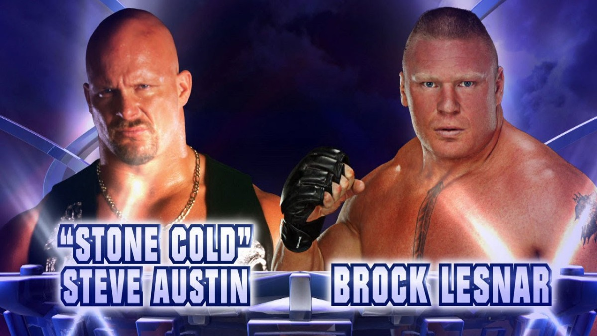 WrestleMania 32: Austin Vs. Lesnar? & Rock Vs. Triple H?