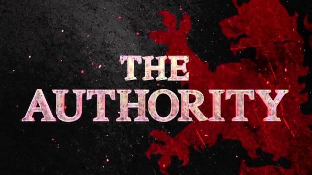 The Authority | Image via WWE
