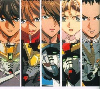 Episode Xii Mobile Suit Gundam Wing Review Sparx Entertainment