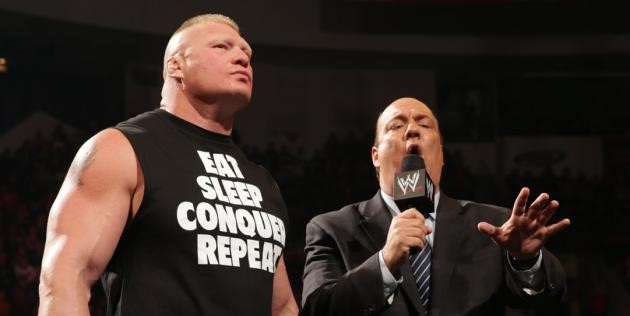 Brock Lesnars Long Feud With The