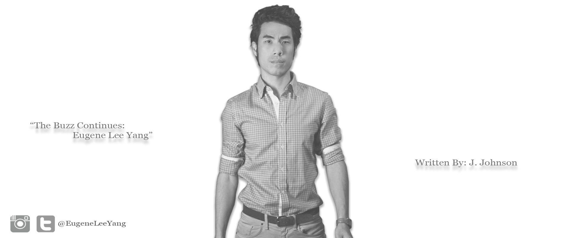 The Buzz Continues Eugene Lee Yang – Sparx Entertainment
