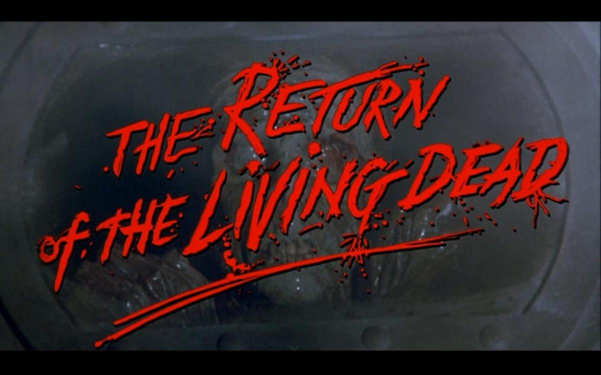 'Return of the Living Dead' (1985) Review