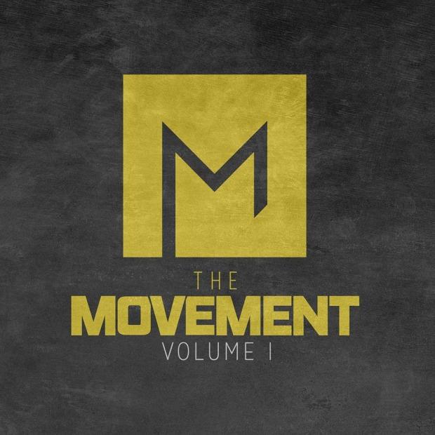 """The Movement, Vol. 1"" album artwork   Credit: Good Fruit Co."