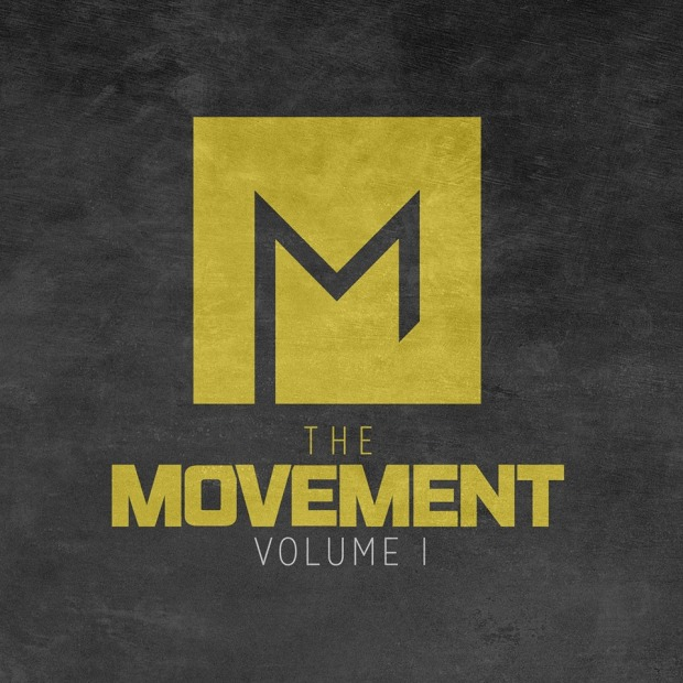 """The Movement, Vol. 1"" album artwork 