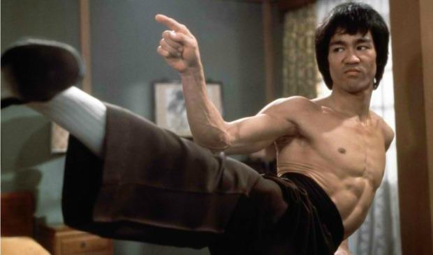 Bruce Lee   Photo credit: Orange Sky Golden Harvest