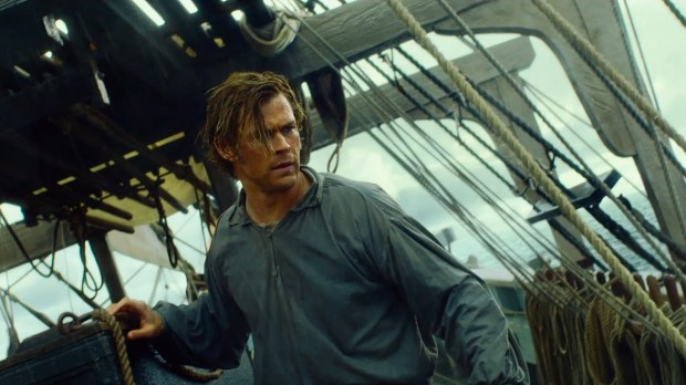 Chris Hemsworth in the upcoming film 'In the Heart of the Sea' (2015) | Photo credit: Warner Bros Pictures