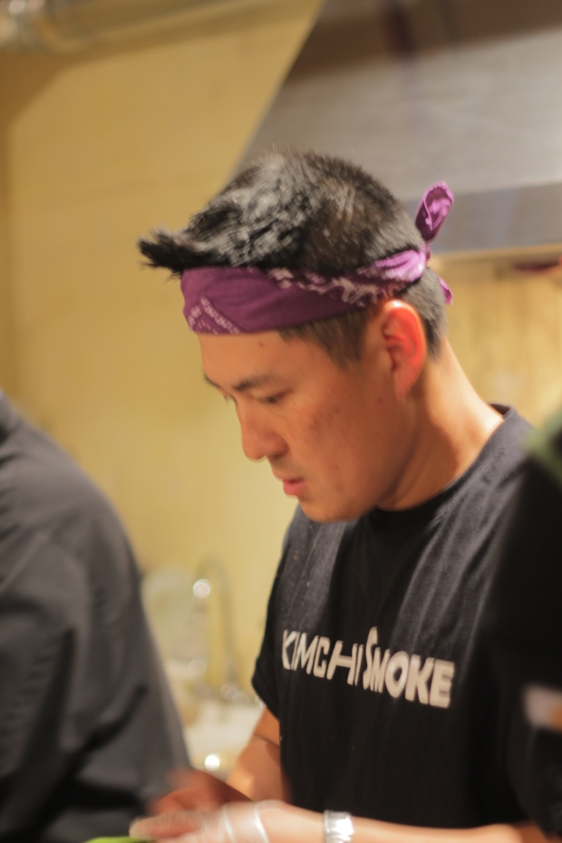 """The Pitmaster"" Robert Cho 