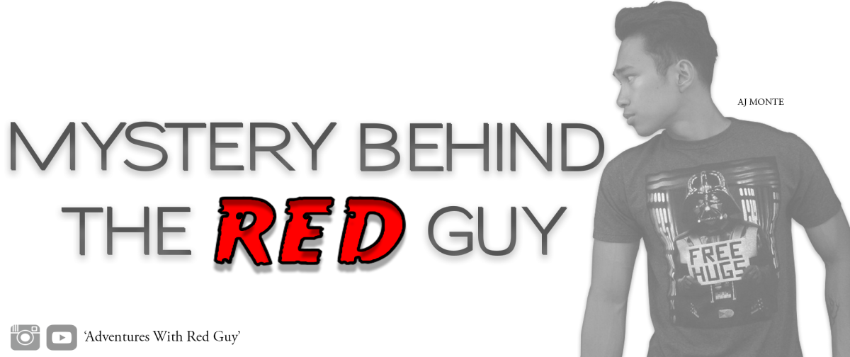 """Mystery Behind The Red Guy"" Featuring: AJ Monte 