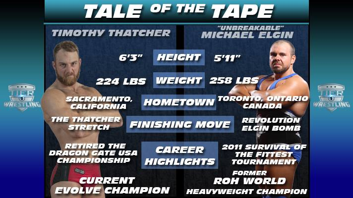 """Press: Thatcher vs. Elgin """"March To Victory"""" (2016) 