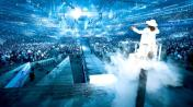 Shawn Michaels' entrance at WrestleMania 25 | Credit: WWE