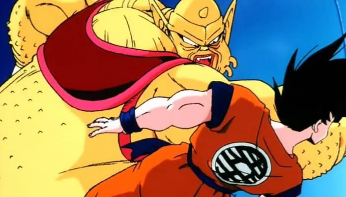 "Dragon Ball ""The World's Strongest"" (1990)   Credit: Akira Toriyama"
