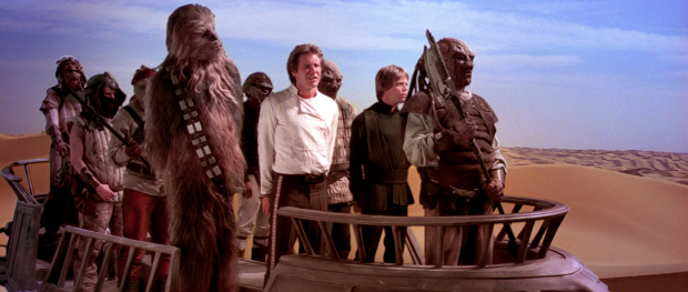 Star Wars 'Episode VI: Return of the Jedi' (1980) | Credit: Lucasfilm