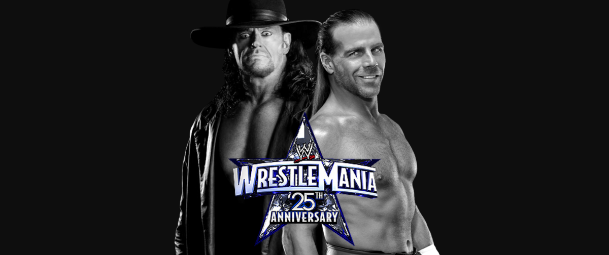 "WWEditorials Ep. XV: ""The Standard Barrier"" - The Undertaker vs. Shawn Michaels (WrestleMania 25)"