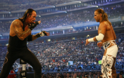 Mr. WrestleMania vs. WrestleMania's Phenom | Credit: WWE
