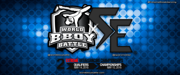 Image credit: World Bboy Battle; Designed by The SPARX Team