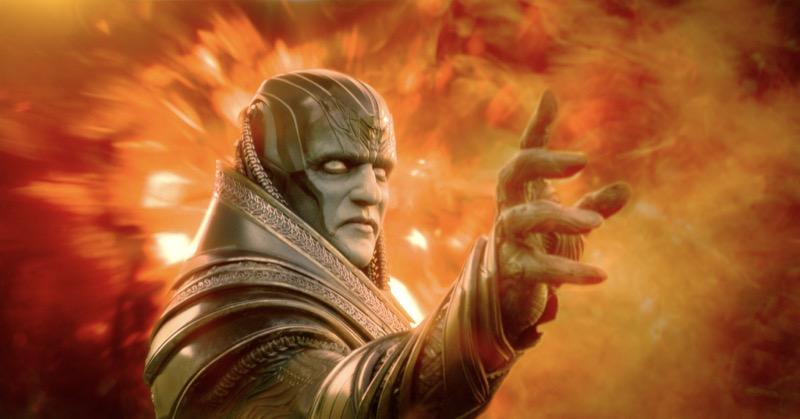 First mutant Apocalypse (Oscar Isaac) | Credit: Marvel Entertainment & 20th Century Fox