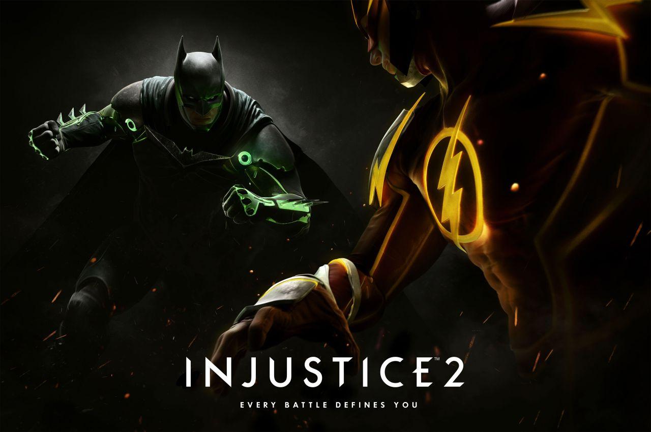 Batman & Flash; Injustice 2 | Credit: NetherRealm Studios & Warner Bros.
