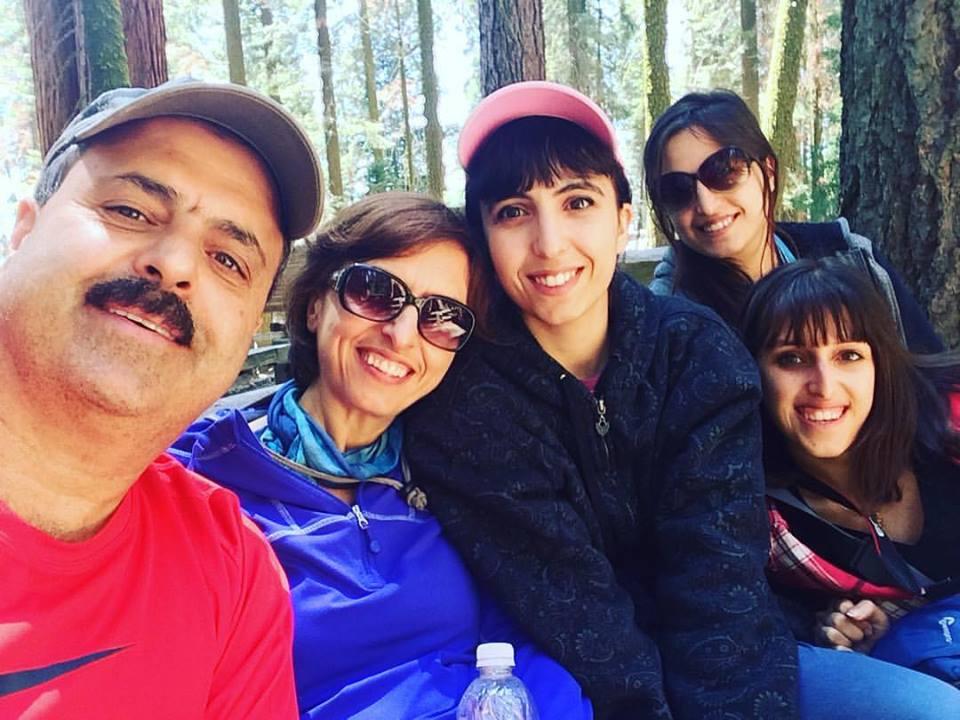 Haresha & her lovely family