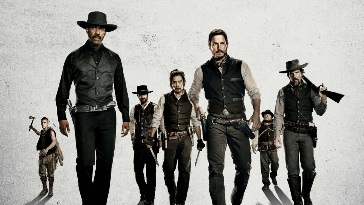Review: 'Magnificent Seven' (2016)