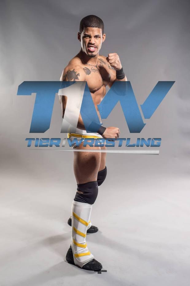 Dezmond Xavier | Credit: Tier 1 Wrestling