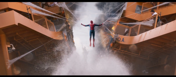 He's definitely AMAZING!; 'Spider-Man: Homecoming' (2017) | Credit: Marvel Studios/Sony/Disney
