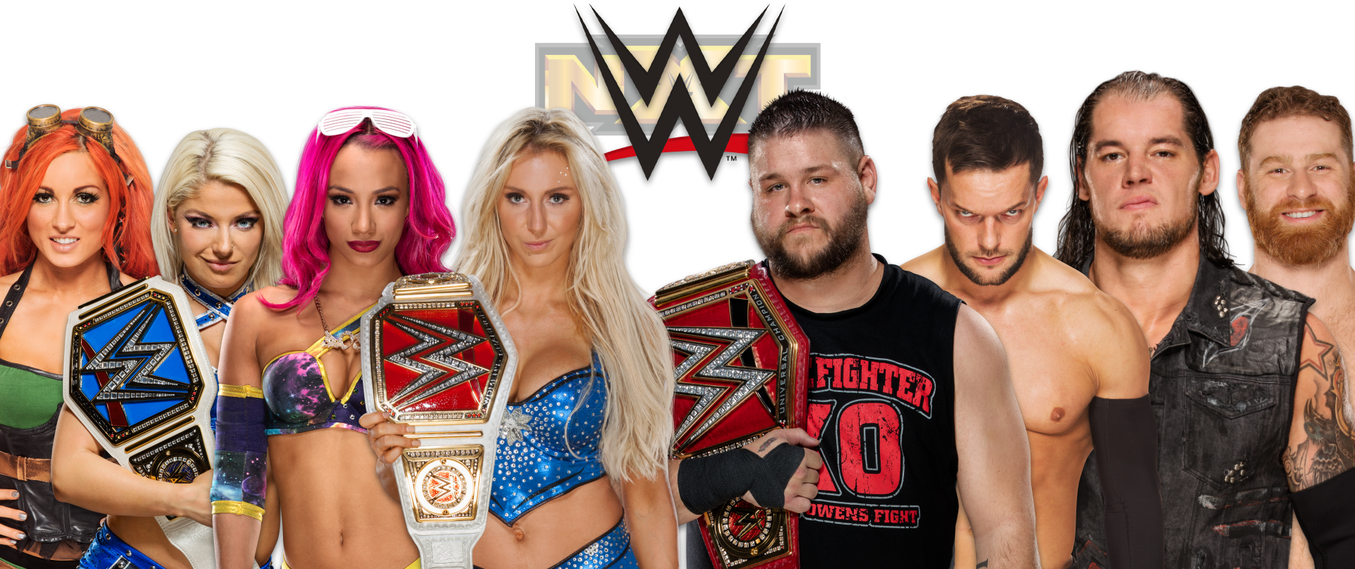 Credit: WWE; Edited by, The SPARX Team