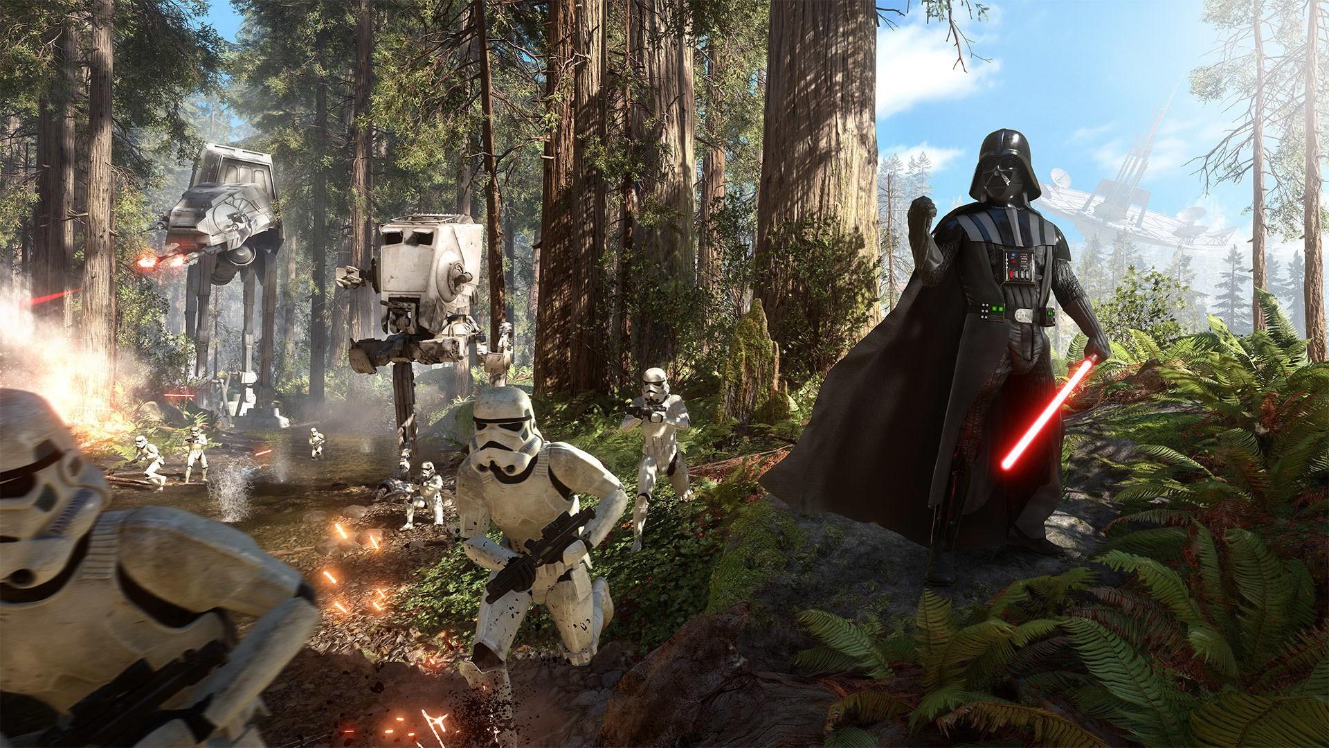 Star Wars: Battlefront   Credit: EA & DICE