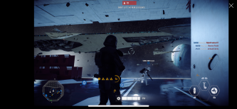 Death Trooper on the Death Star II | Credit: EA/DICE