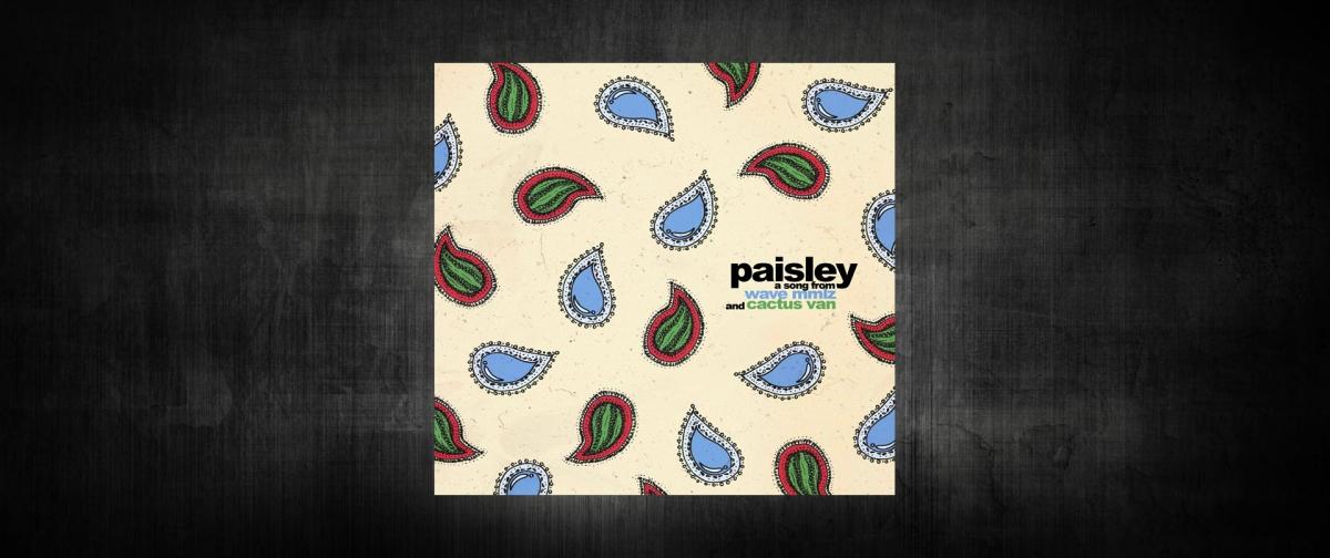 """PAISLEY"" WAVE MMLZ ft. Cactus Van"