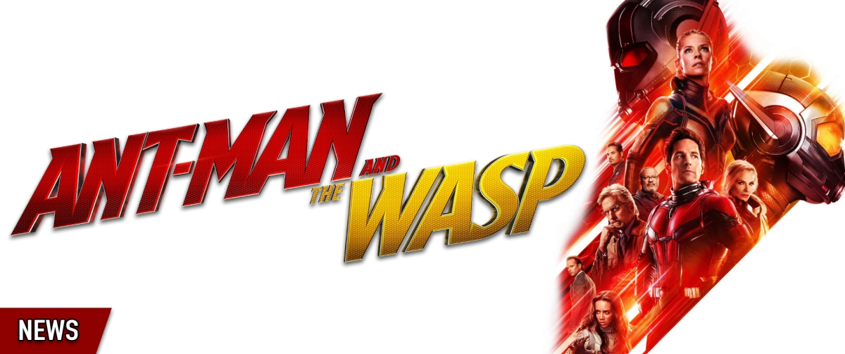 'Ant-Man and the Wasp' (2018) - Final Trailer & IMAX Poster