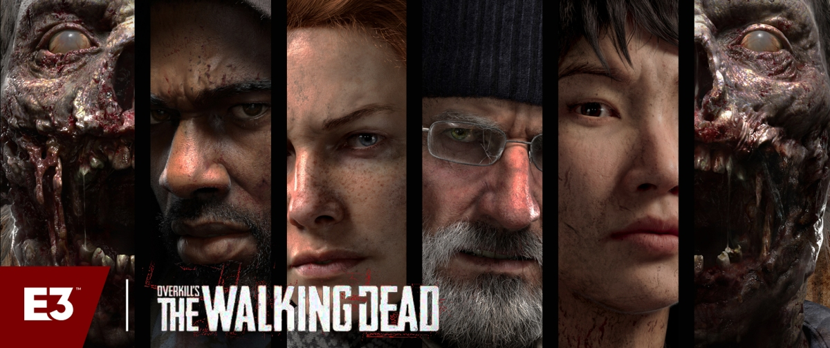 E3 2018: Overkill's The Walking Dead - Cringeworthy, Mesmerizing Reveal