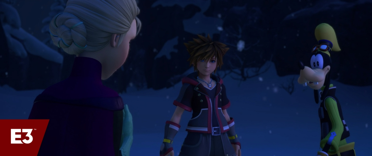 E3 2018: Kingdom Hearts III - New Trailer & New Worlds to Explore