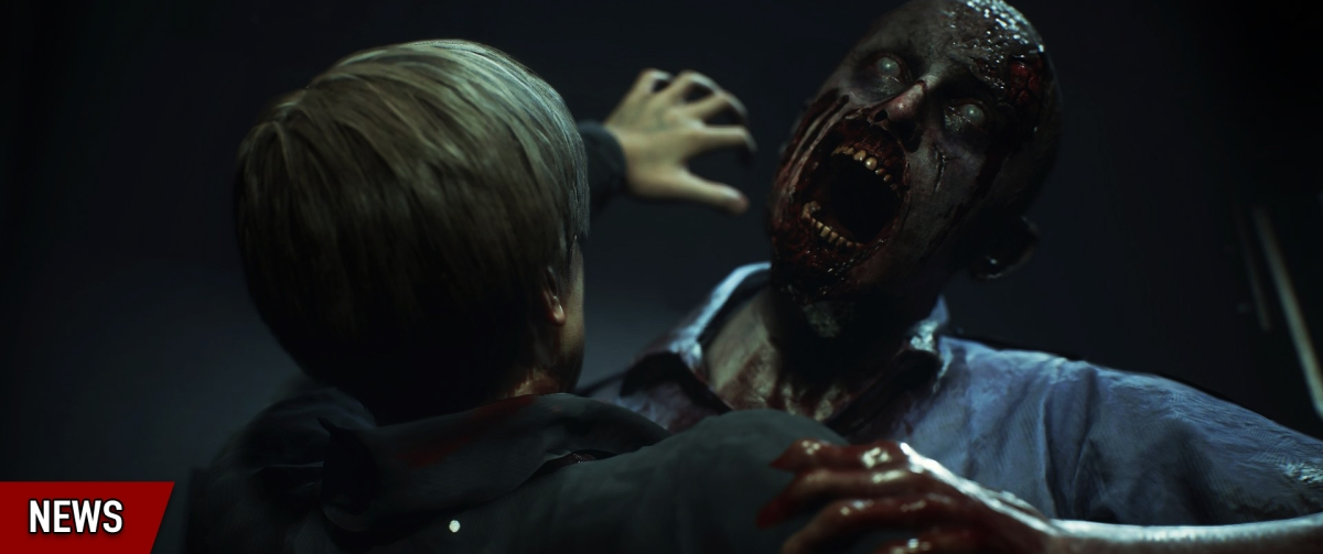 'Resident Evil 2' Remake: Gameplay Footage!